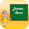 教育のWordスポーツ:子供と幼児のための英語語彙のパズルゲームを学びます