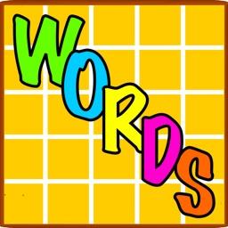 Words-