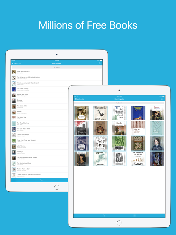 EPUB Reader - Reader for epub format screenshot