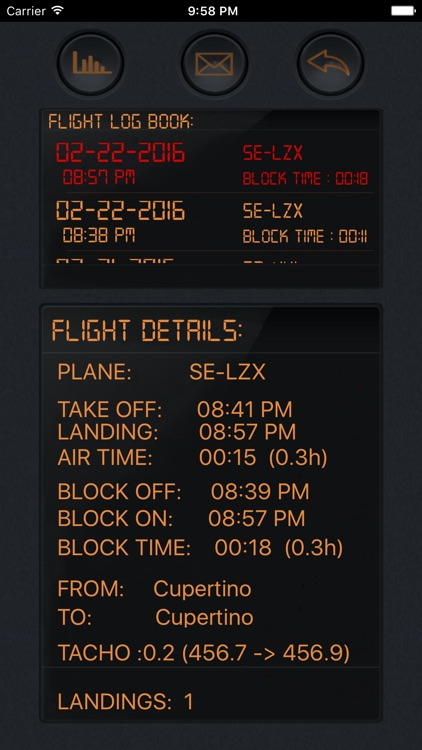FlightTrack screenshot-2