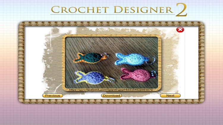 Crochet Designer 2 screenshot-4
