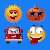 Emoji Smiley - Color gratuito Unicode teclado emoticonos para SMS, mensajes y correo electrónico