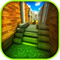 Maze Escape Craft: Build Block FREE