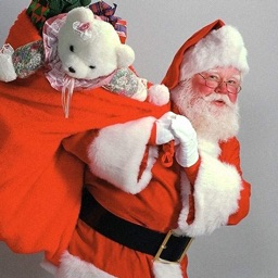 Santa Booth 2016: Catch Santa in your house pictures