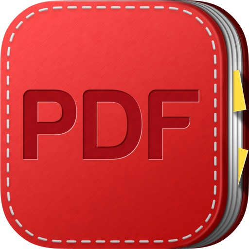 PDF Reader- Browse and read any pdf offline icon