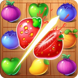 Splash Garden Fruit Mania Match 3