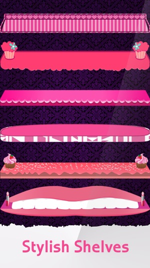 Pink Icon Skins Maker Home Screen Wallpapers For IPhone IPad IPod On The App Store