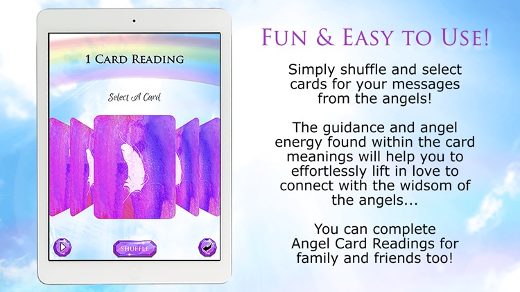 Ascension Angel Cards