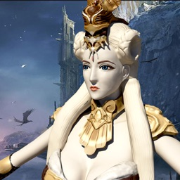 Goddess Queen 3D: Sky Destiny