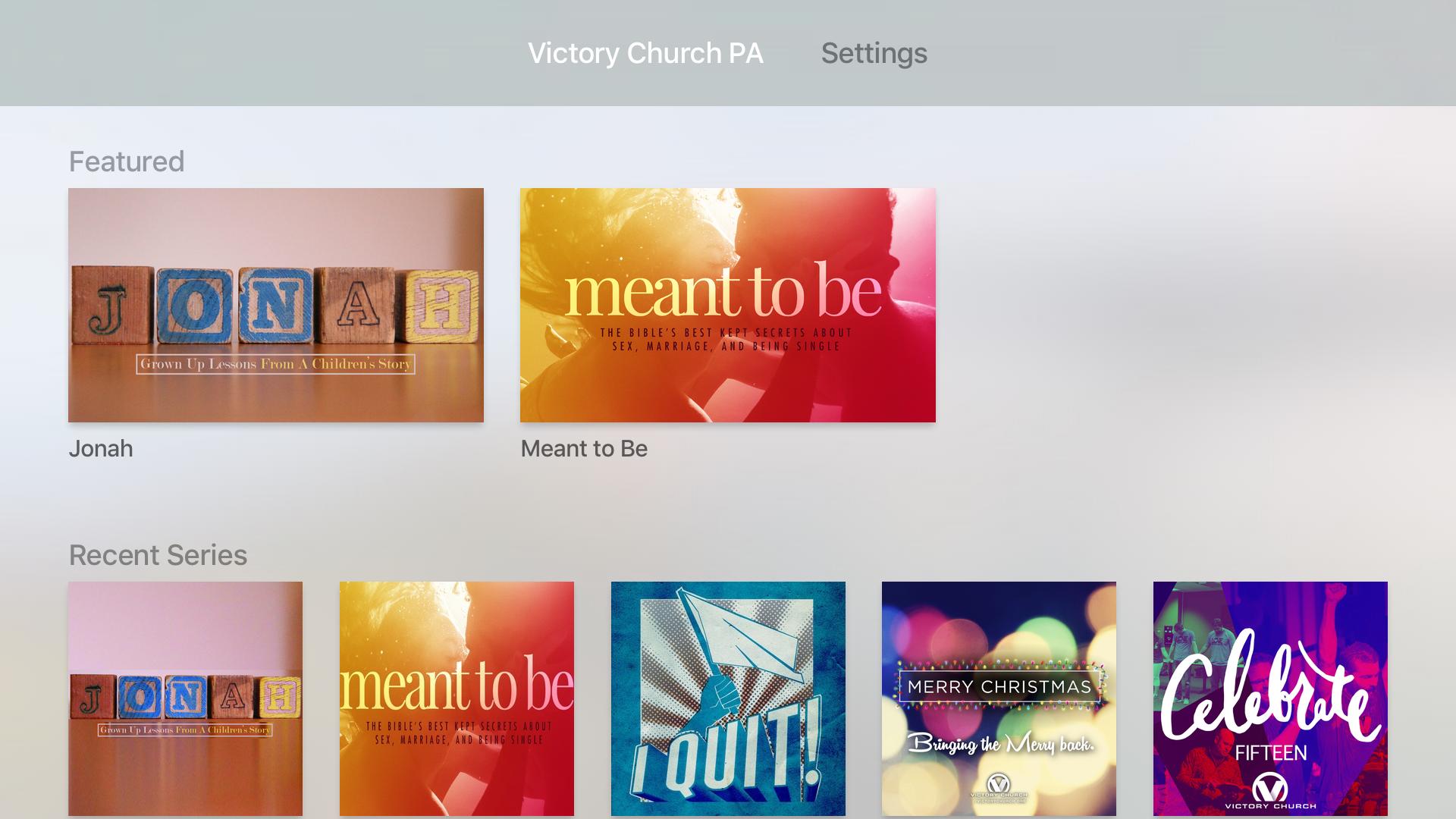 Victory Church PA screenshot 7