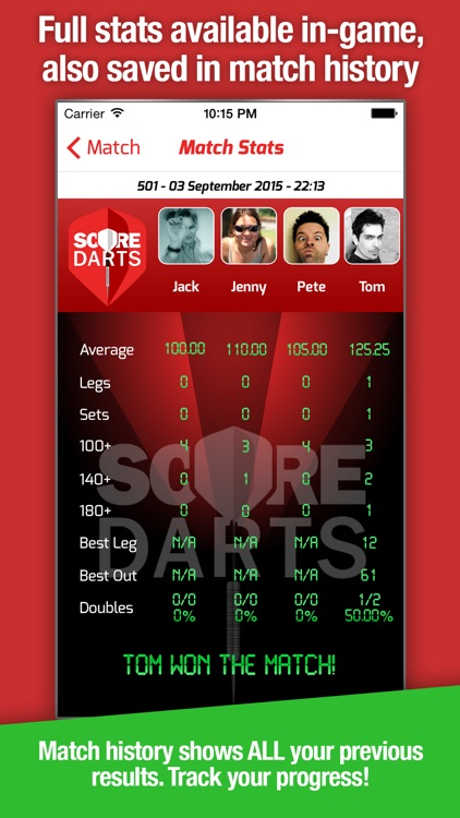 Score Darts screenshot-2
