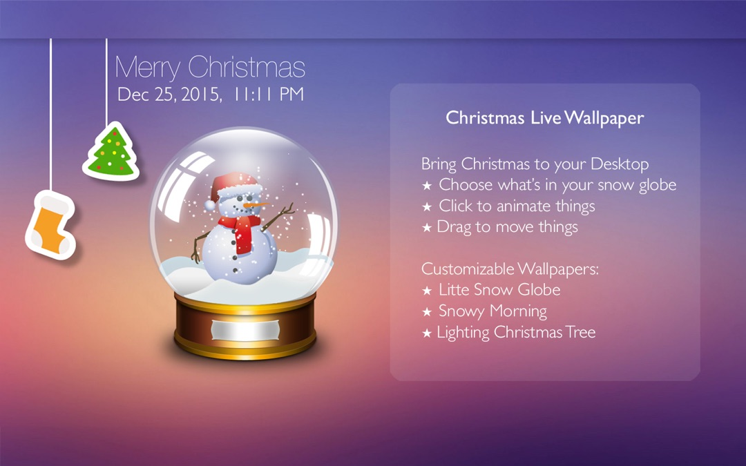 Christmas Live Wallpaper Online Game Hack And Cheat