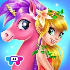 Princess Fairy Rush - Pony Rainbow Adventure on the App Store