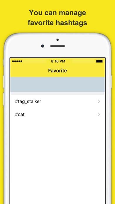 点击获取tag stalker - follow your favorite hashtags for Twitter