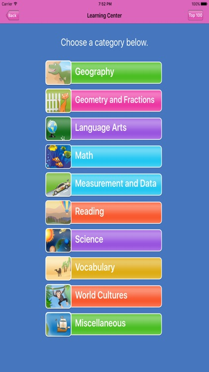 6th Grade Friendzy - Reading, Math, Science