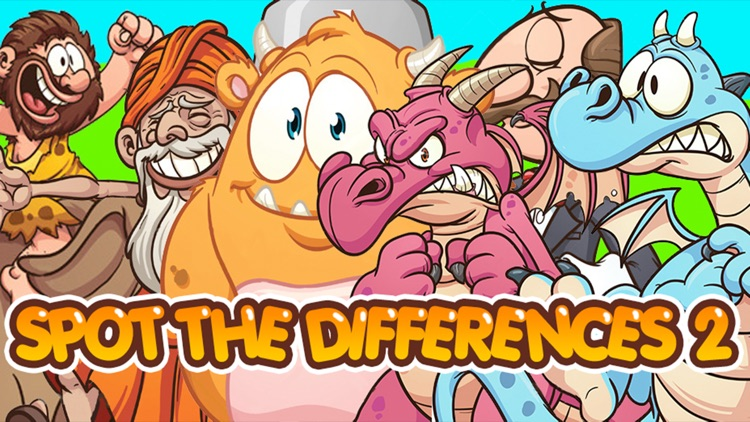 Spot The Differences Game 2