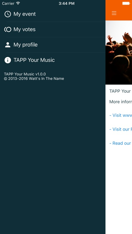 TAPP Your Music
