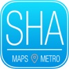 Shanghai Travel Guide with Metro Map and Route Planner Navigator
