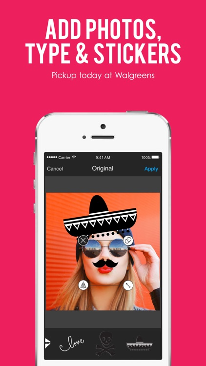 Photo Collage Portrait Studio: Cool patterns, effects, grids, frames + layouts screenshot-3