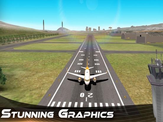 Игра Самолет симулятор полета 3D - струйного игра реали
