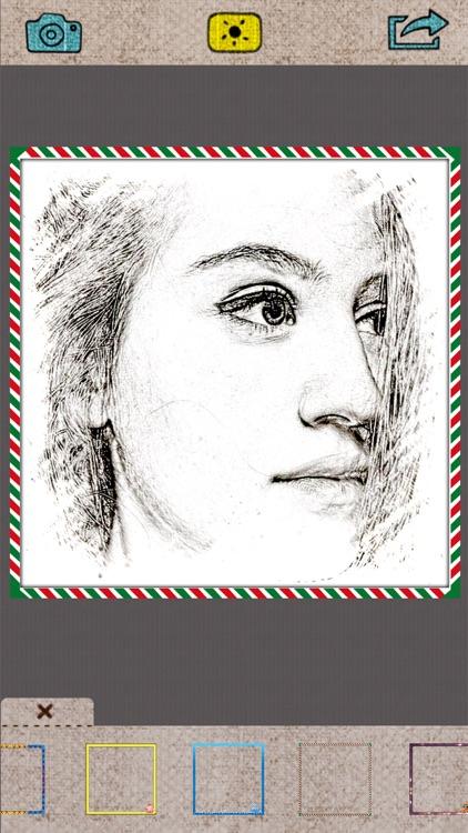 Photo Sketch – My Pencil Draw Avatar Creator screenshot-4