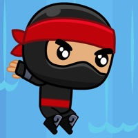 Codes for Jumping clumsy ninja -     find the sling path to escape from  the flood like rockets Hack