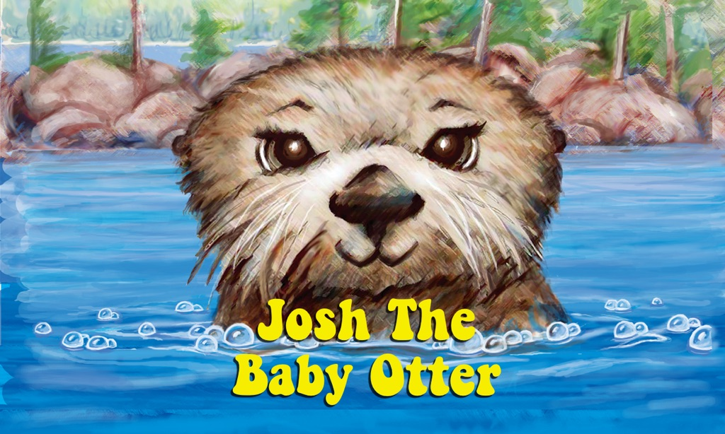 Image result for josh the baby otter