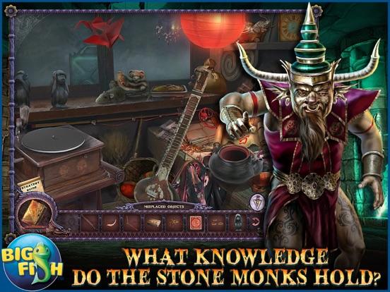 Secrets of the Dark: Eclipse Mountain Collector's Edition HD - A Hidden Object Adventure screenshot two
