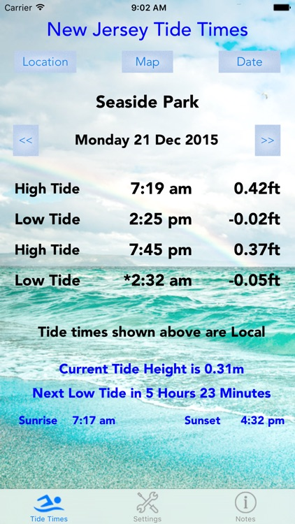 New Jersey Tide Times screenshot-4