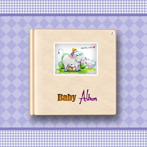 Baby Album Free for iPad