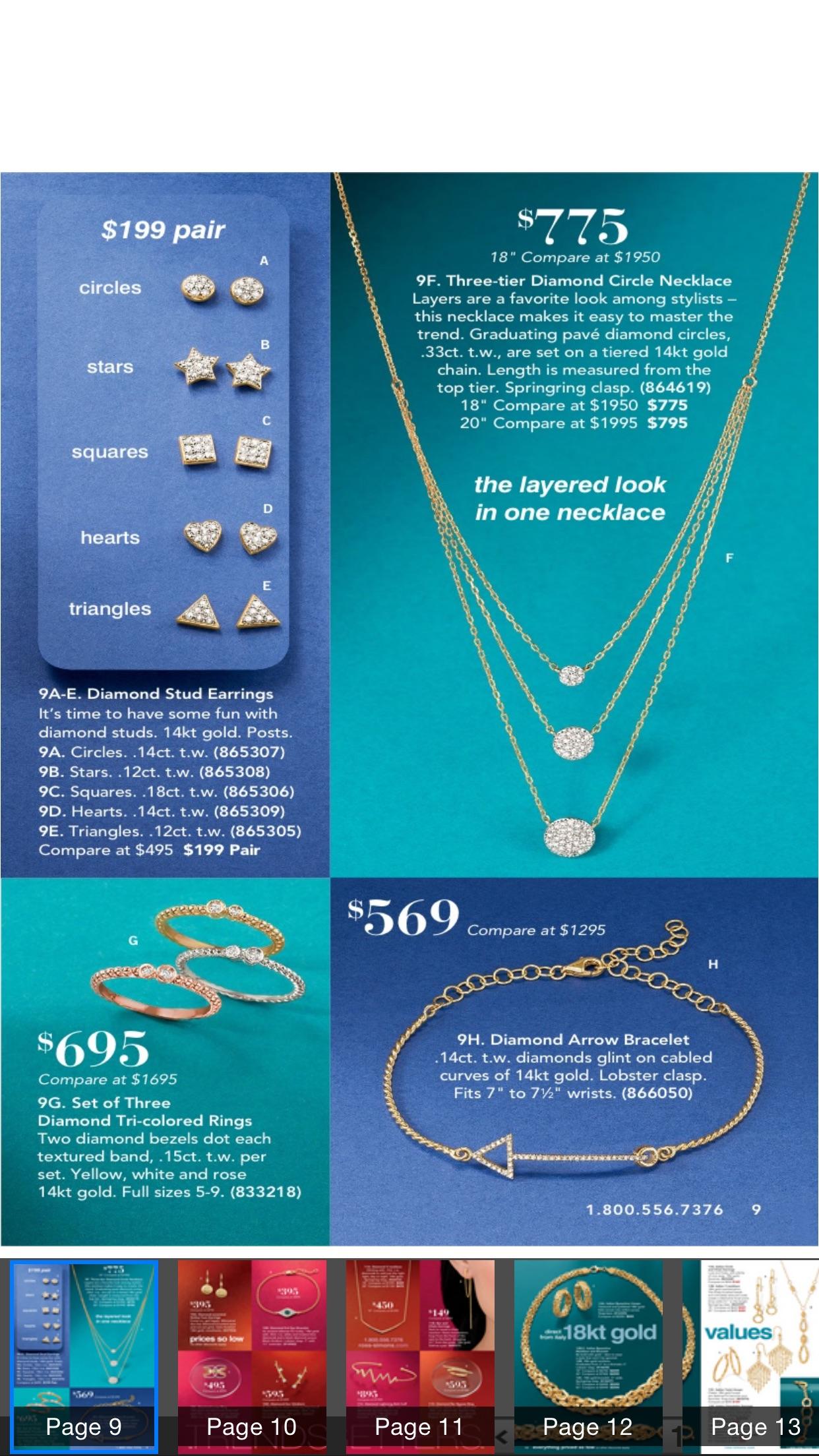 Ross-Simons Jewelry Finder HD Screenshot