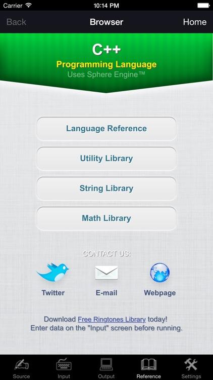 C++ Programming Language Pro screenshot-3