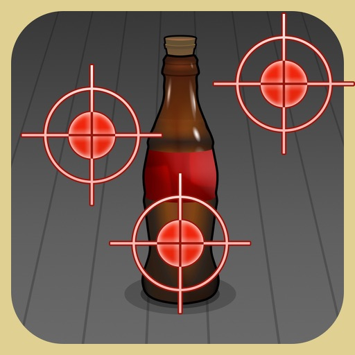 Bottles Shooting icon