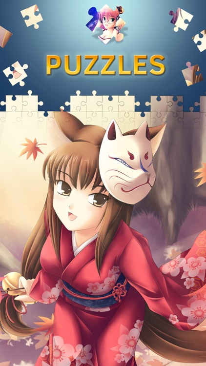 Anime Jigsaw Puzzles Free