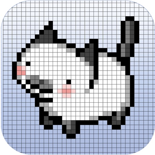 Pixel Art Grid - Cool Painting Sketch Maker & Art Drawing App | Apps