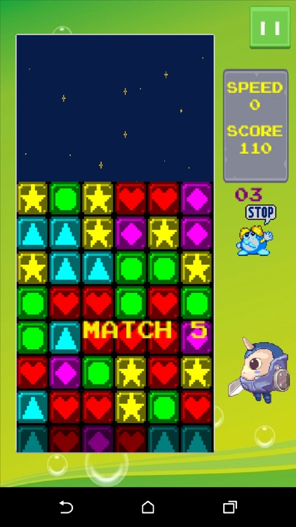 PixelAttack:Block Attack screenshot-2