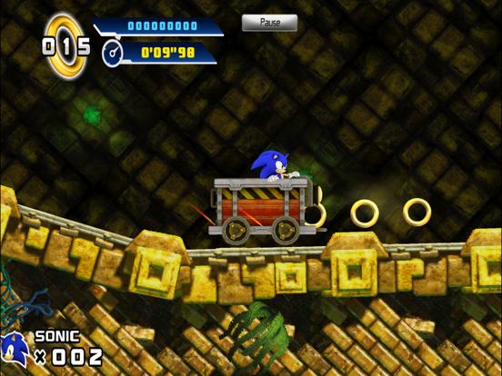 Sonic The Hedgehog 4™ Episode I