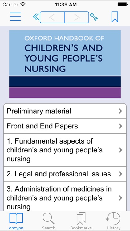 Oxford Handbook of Children's and Young People's Nursing, Second edition