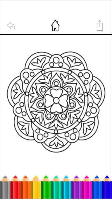 ColorShare Best Coloring Book For Adults