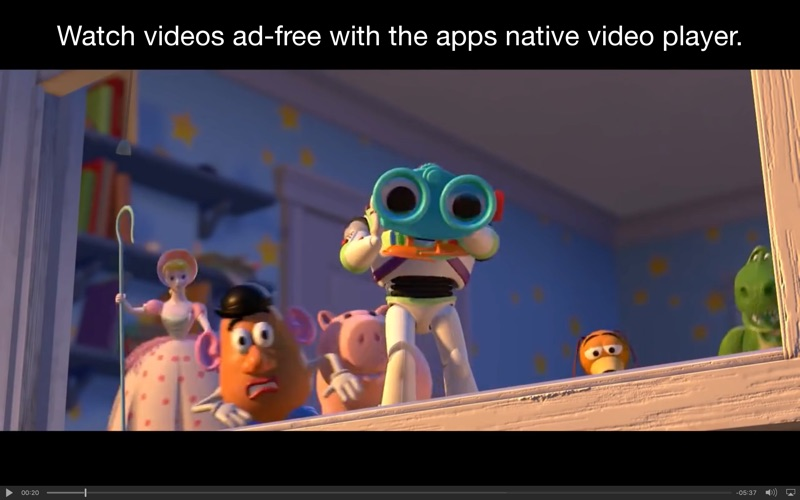 Flix Player for YouTube Screenshots