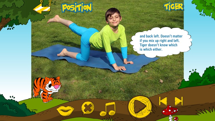 Yoga for Kids - Fun Workout for Kids