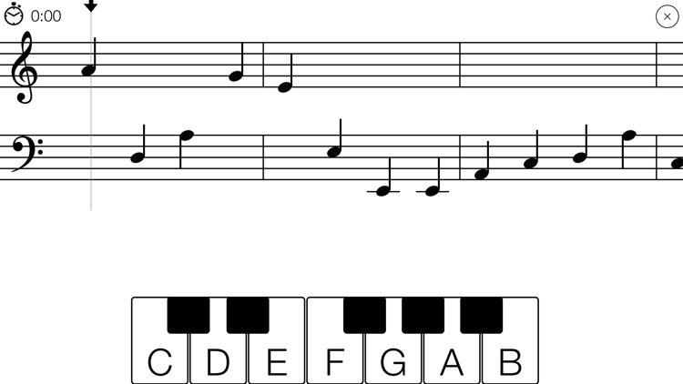 Music Note Sight Reading Trainer - Piano screenshot-3