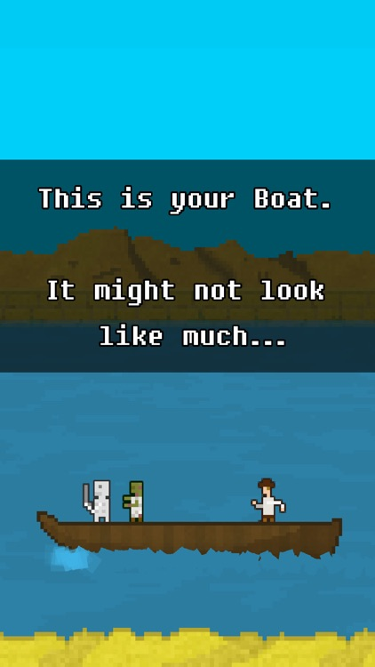 You Must Build A Boat screenshot-0