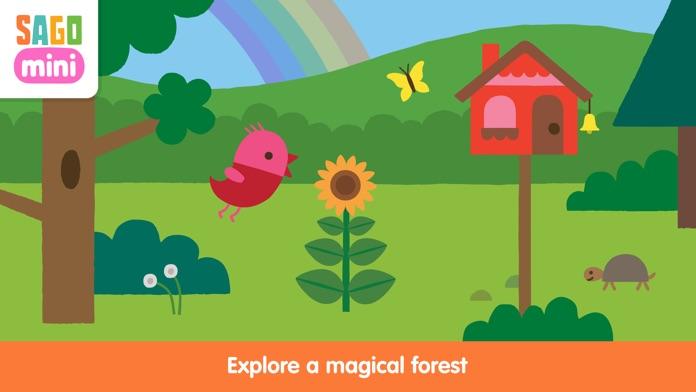 Sago Mini Forest Flyer Screenshot