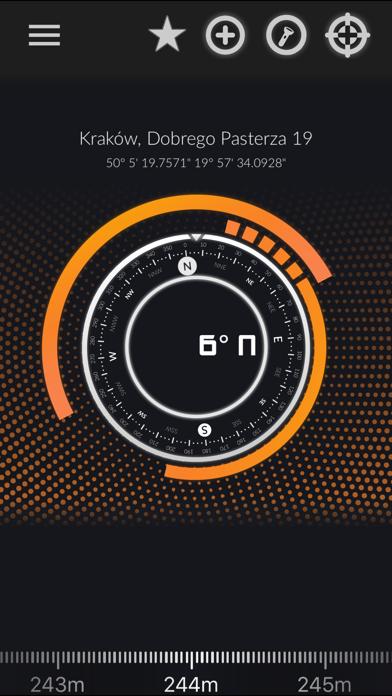 Smart Best Compass screenshot two