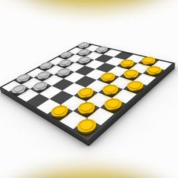 Draughts spanish Checkers - Deluxe Checkers app for iPhone
