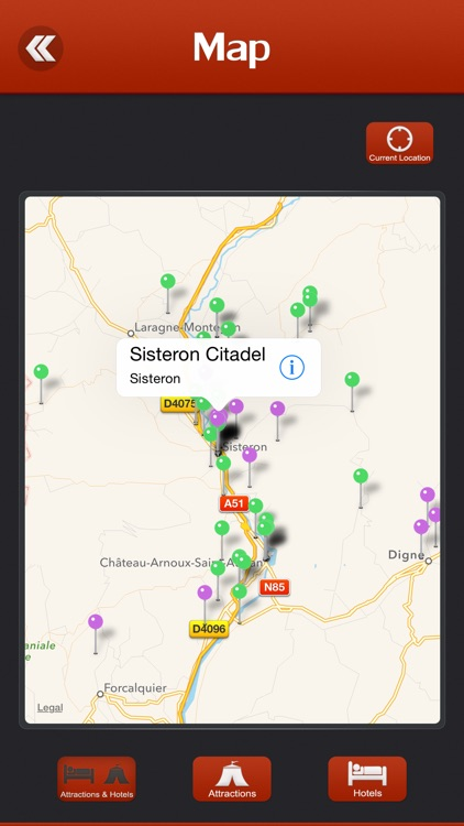 Sisteron Travel Guide screenshot-3