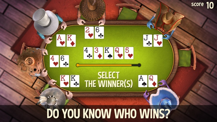 Poker - Win Challenge screenshot-1