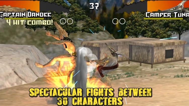 Dinosaurs Free Fighting Game screenshot-4