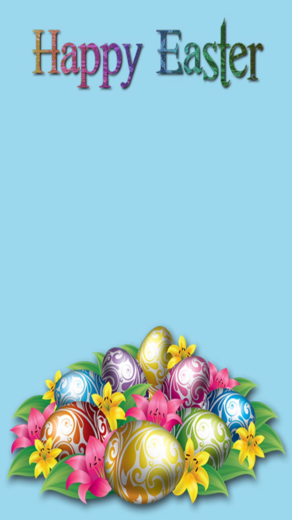 Happy Easter – Free Photo Editor and Greeting Card Maker